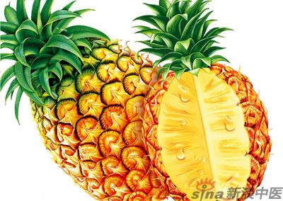 中国 合作/4.菠萝...